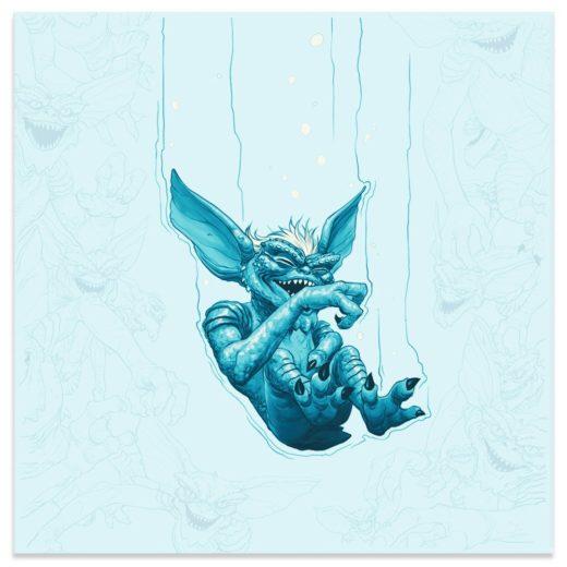 Vinyl Packaging: Gremlins Soundtrack artwork