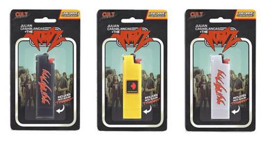 Julian Casablancas+ The Void & their USB lighters (2014)
