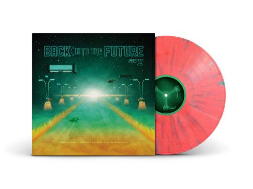 soundtrack vinyl, Vinyl Packaging: Back To The Future Soundtrack Vinyl Box Set