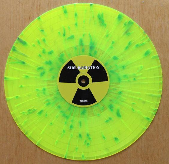Side Radiation