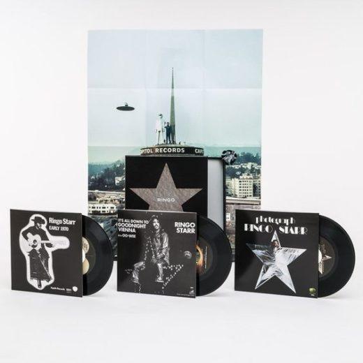 Black Vinyl Records ringo starr