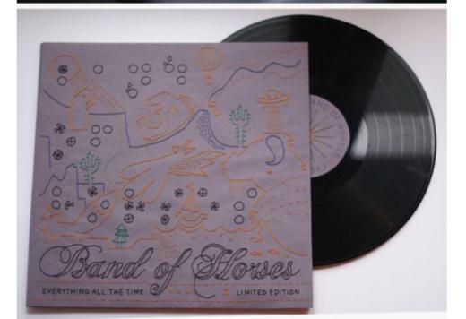 Black Vinyl Records Band of Horses