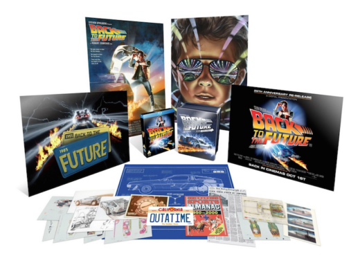 dvd box sets Back to the Future