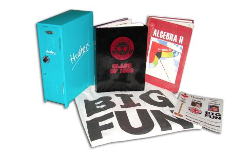 dvd box sets Heathers