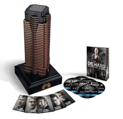 dvd box sets Die Hard