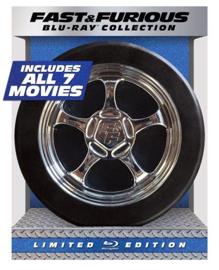 dvd box sets fast & furious