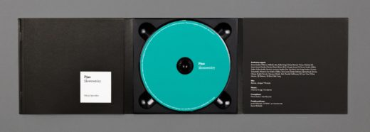 CD Packaging: Pjus - Słowowtóry digipak