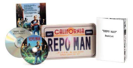 dvd box set Repo Man