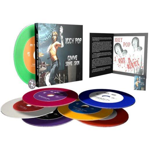 Iggy Pop vinyl box set