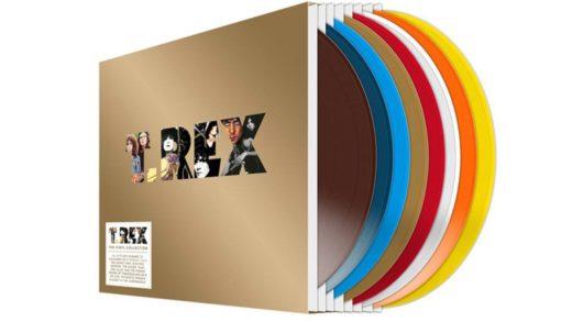T. Rex vinyl box set