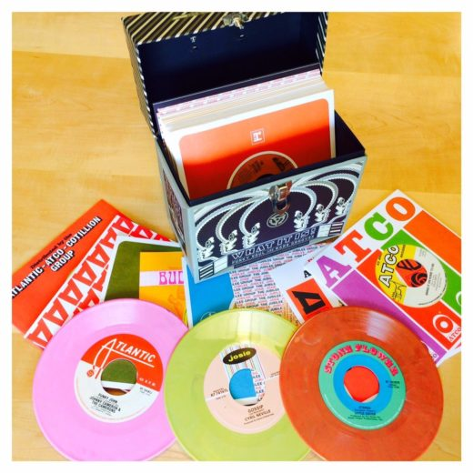 vinyl box set WHAT IT IS: Funky Soul and Rare Grooves