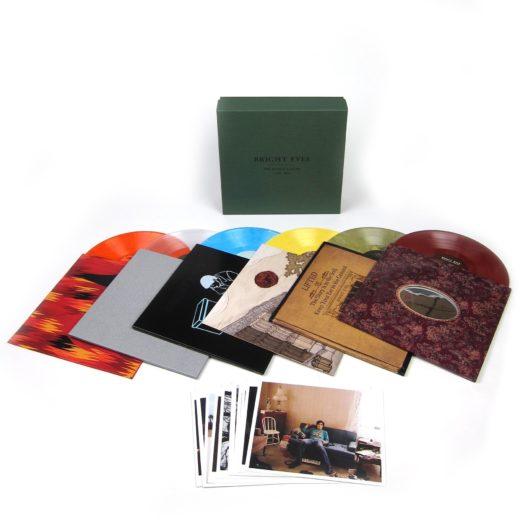 Bright Eyes: The Studio Albums vinyl