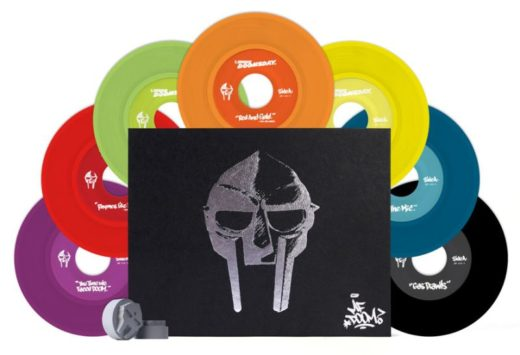 DOOM- Operation: Doomsday 7-inch vinyl box set