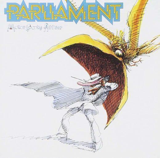 Vinyl packaging parliament