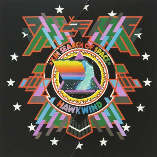 Vinyl Record Sleeves hawkwind