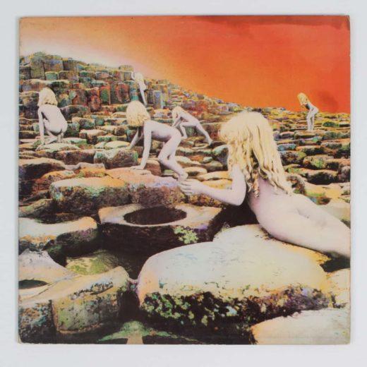 vinyl record sleeve Led Zeppelin
