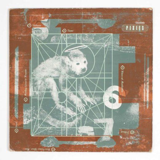 Vinyl Record Sleeves pixies