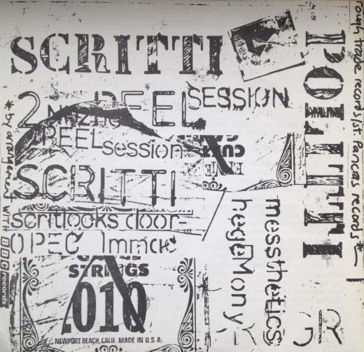 Scritti Politti vinyl records