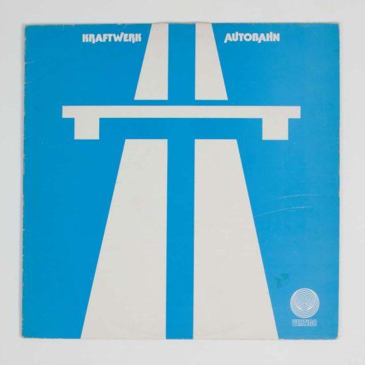 Vinyl Record Sleeves kraftwerk