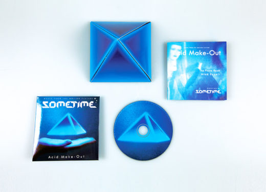 CD Packaging sometime pyramid
