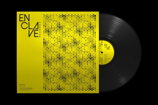 Vinyl Packaging: Enclave Records yellow