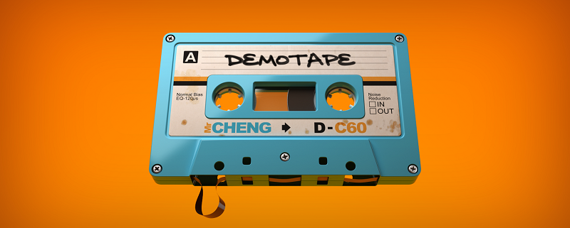 MUSIC DEMOS TAPE
