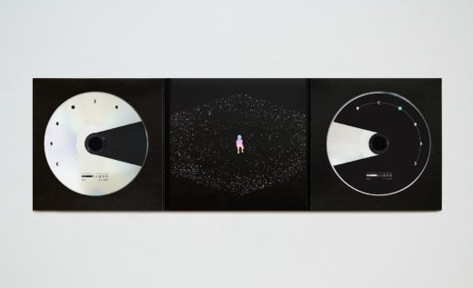 cd packaging, CD Packaging: The Rainbow of Time by Jimmy Liao
