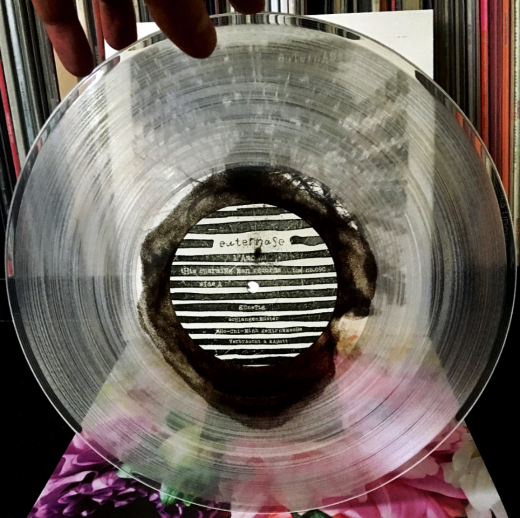 clear vinyl records, 9 Clear Vinyl Records That Are Just So Stunning
