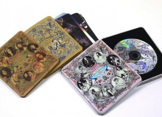 cd packaging, 8 K-pop Albums with the Prettiest CD Packaging