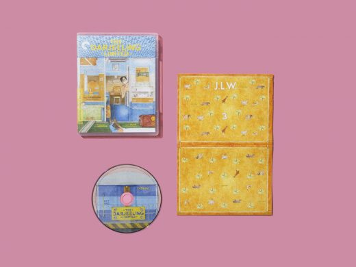 bluray packaging, Bluray Packaging: Wes Anderson's Film Collection