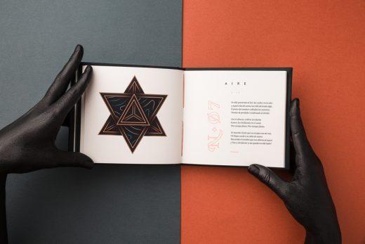 CD Packaging: ALQVIMIA by NØM digipak artwork