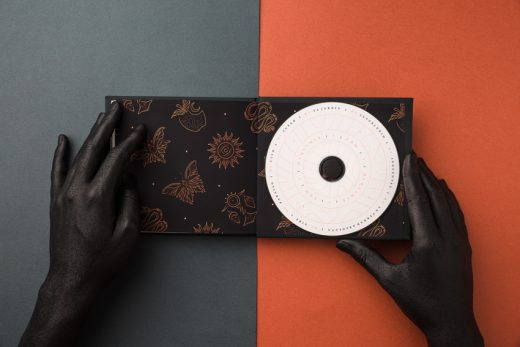 CD packaging, CD Packaging: ALQVIMIA by NØM