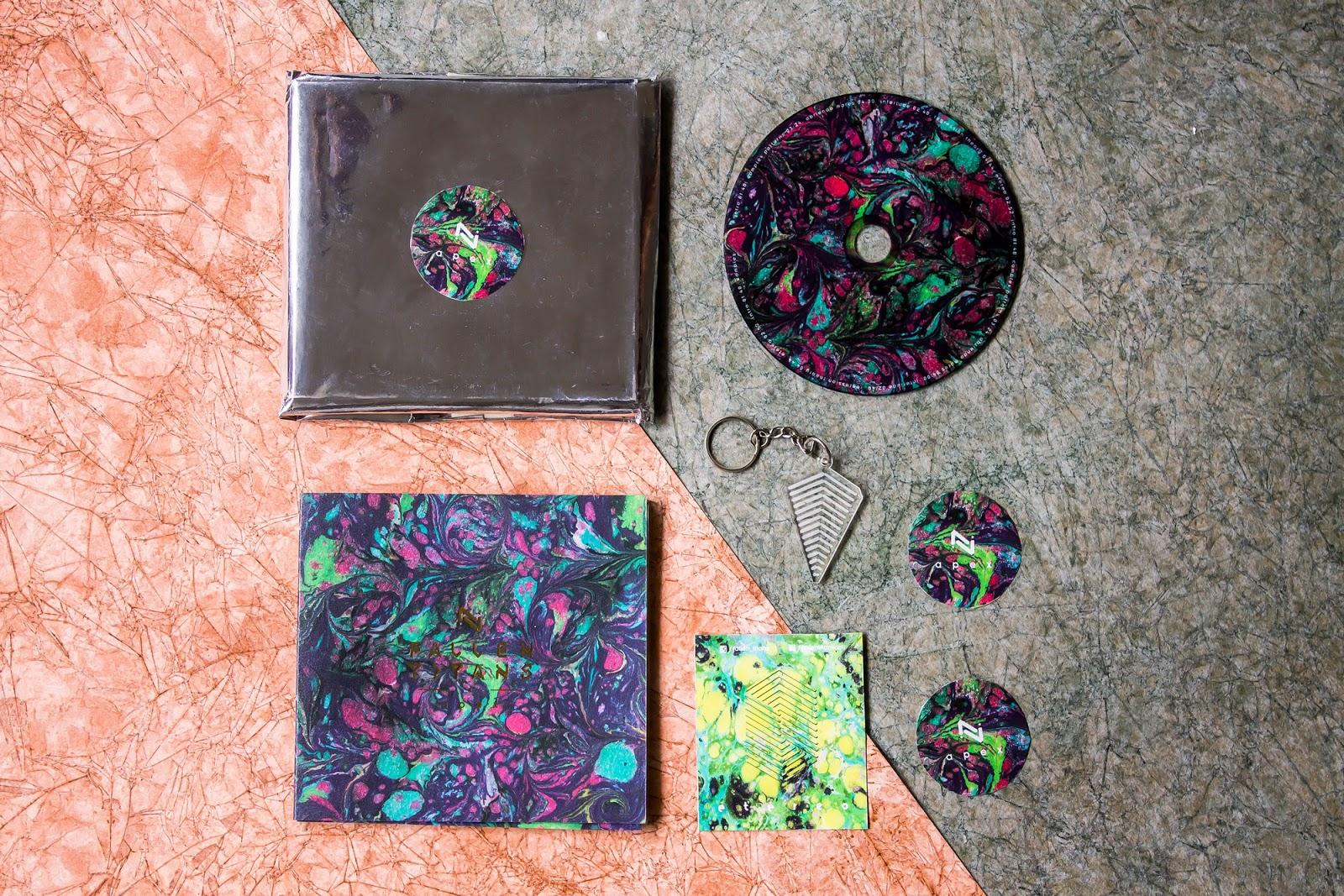 Apex EP CD Packaging 5