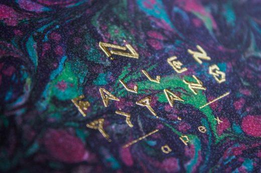 CD Packaging Fallen Titans- Apex embossed