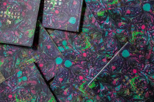 CD Package design print design