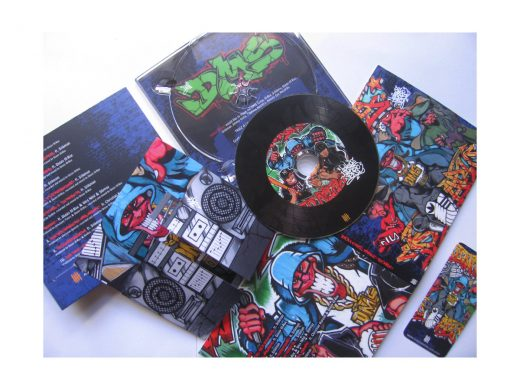dollerz make sense, hiphop vinyl, hiphop packaging, cd packaging, vinyl packaging, Music Packaging of the Week: Dollerz Make Sense