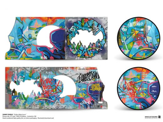 dollerz make sense, hiphop vinyl, hiphop packaging, cd packaging, vinyl packaging, Music Packaging of the Week: Dollerz Make Sense