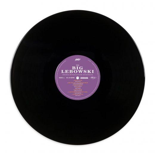 big lebowski vinyl record
