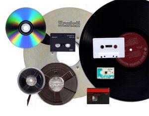 Music Trends vinyl