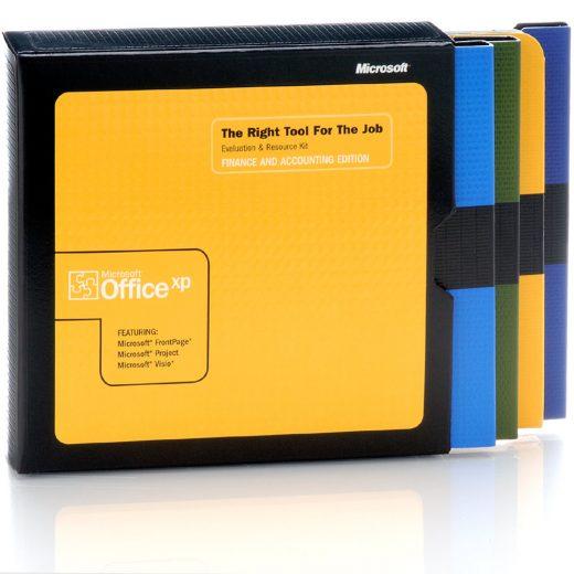 Microsoft Office DVD set