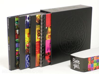 MultiDisc CD Steve Ball