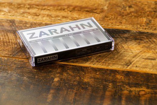 Music Packaging: Zarahn tape