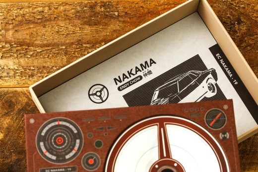 music packaging, Music Packaging: Nakama- Endy Chow