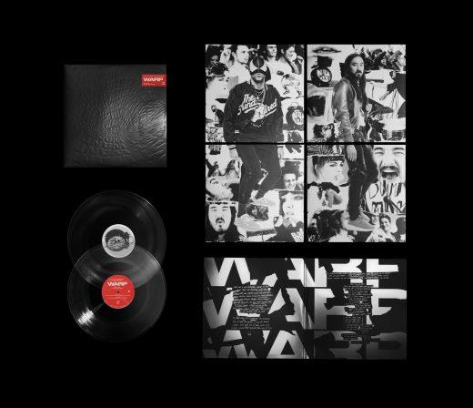 Vinyl Record: Warp 10-year Anniversary Vinyl