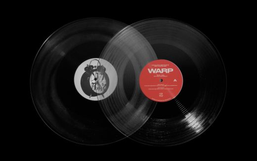 creative vinyl record clear