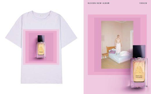 Olsson Tropical Cologne t-shirt