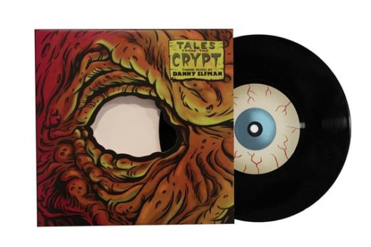 Vinyl Record Labels Tales of the Crypt