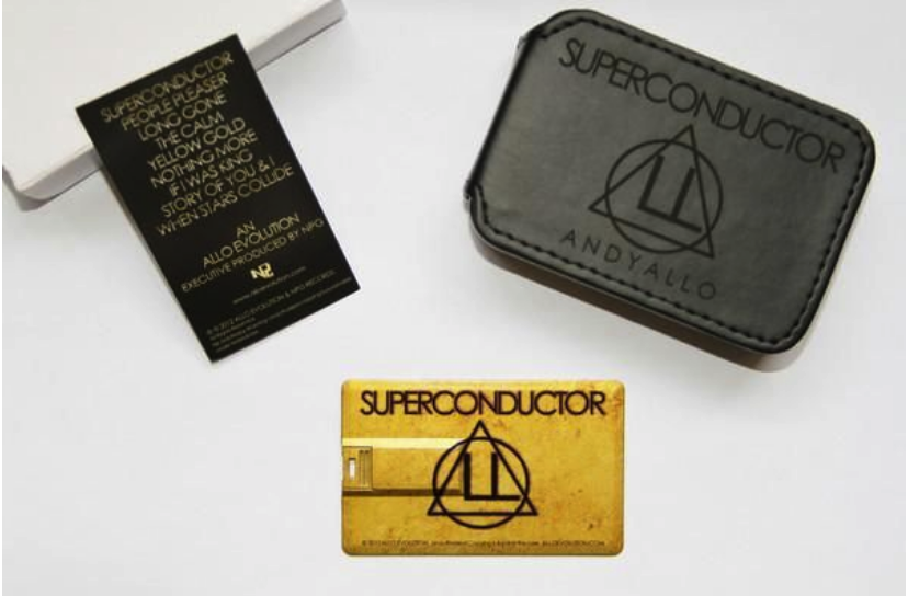 Superconductor USB