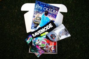 Music marketing: EDM Music box subscription box
