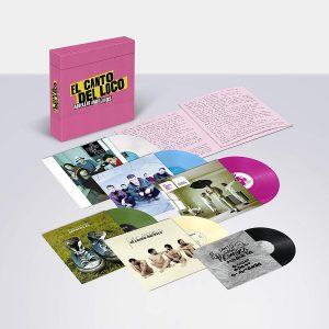 Vinyl Box Sets el canto pink